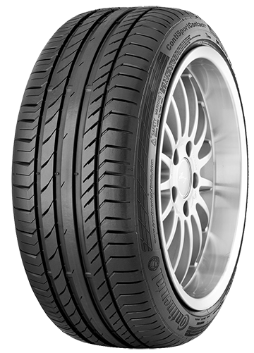 Anvelope Vara CONTINENTAL SPORT CONTACT 5 225/40 R19 93