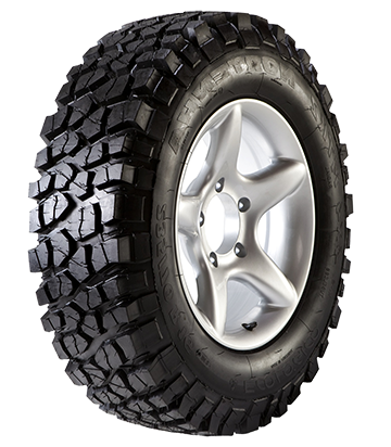 Anvelope Vara Off-Road NORTENHA MTK2 205/80 R16 104