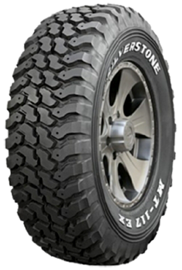 Anvelope Vara Off-Road SILVERSTONE MT117 EX 31/10.5 R15 109